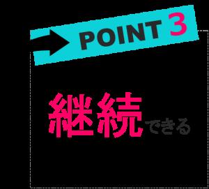 ブログポイント3