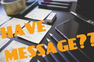 コンテンツマーケティングに重要なのは愛と問題とメッセージだ