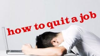 仕事を辞めたいと思ったうつ状態だった私が辞めるまでにやったこと